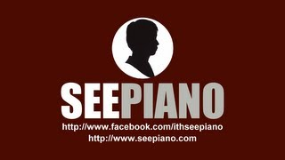 Repeat youtube video 流行曲 - 巨輪主題曲 - 陳展鵬 / 蕭正楠  [鋼琴 by Seepiano 司琴]