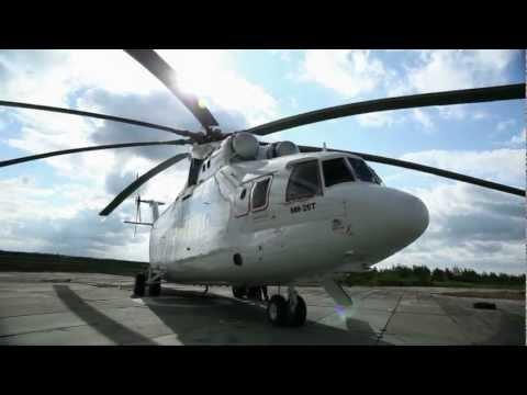 МИ-26 Самый большой и грузоподъемный вертолет в мире