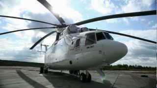 МИ-26 Самый большой и грузоподъемный вертолет в мире(ОАО НПК «ПАНХ» обладает всем необходимым для транспортировки крупногабаритных грузов на тяжелых вертолет..., 2012-10-15T08:32:52.000Z)