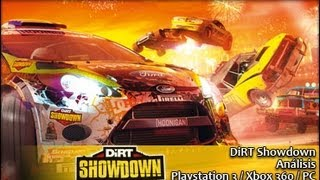 DiRT Showdown [Análisis]