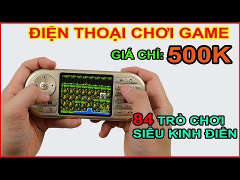 Mở Hộp Điện Thoại Chuyên Chơi Game 4 Nút Giá 500k Trên LAZADA, SHOPEE   MUA HÀNG ONLINE