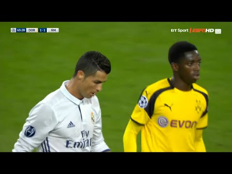 Borussia Dortmund vs Real Madrid 2-2 EXTENDED All Goals and Highlights Champions League 720pHD