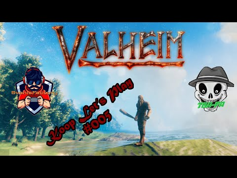 Die Federschweine von Valheim greifen an - Valheim Koop Let's Play #005