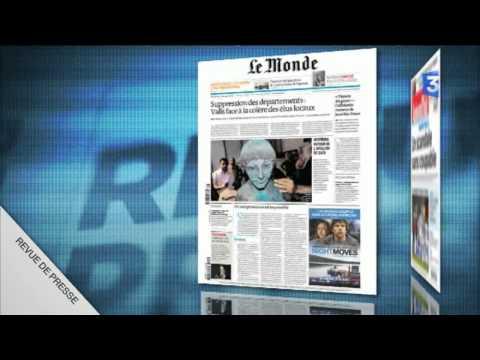 Revue de presse - Lundi 14 avril 2014