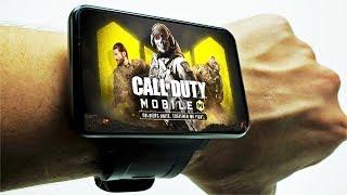 ЧТО!?? Игровые Смарт Часы с Самым Большим Экраном в мире! LEMFO LEM T