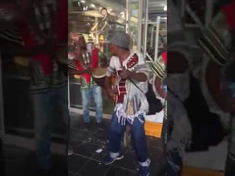 Go Nawaz Go song by South African