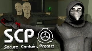 SCP: Cure the Plague