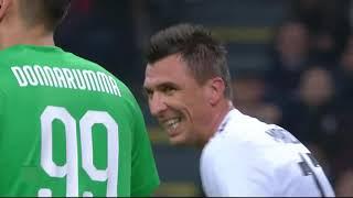 Milan 0-2 Juventus | Ronaldo And Mandžukić - Stun San Siro - Serie A 2018