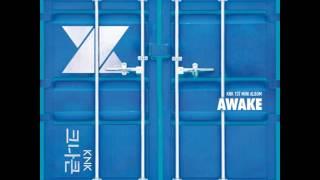 hq audio 크나큰 knk gone awake 1st mini album