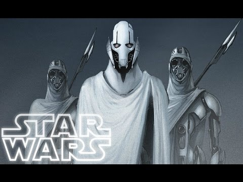 General Grievous After Revenge of the Sith  Star Wars Explained