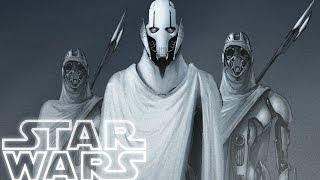 General Grievous After Revenge of the Sith - Star Wars Explained