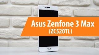 Rescue Asus Zenfone 3 Max / Unboxing Asus Zenfone Max 3