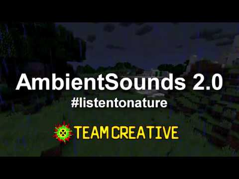 Ambient Sounds Mod 1 14 4/1 12 2 (Listen to Nature