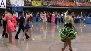 第10回オールジャパン・ジュニア ダンススポーツカップ2015 in 神奈川