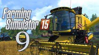 Let's Play Farming Simulator 15 - Part 9 - New Equipment