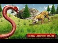 Anaconda Simulator 2018 - Animal Hunting Games (by High Flame Studios) - Android Gameplay #1