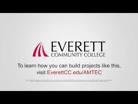 Everett Community College's AMTEC Club Project: Go Horizontal