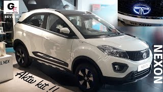 2018 Tata Nexon XZ+ with Aktiv accessories pack | mood lighting | detailed review | features !!!