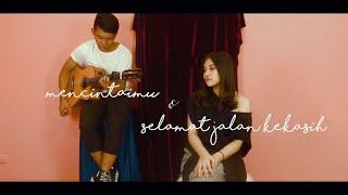 Mencintaimu & Selamat Jalan Kekasih (cover) - Viola Rifila MP3