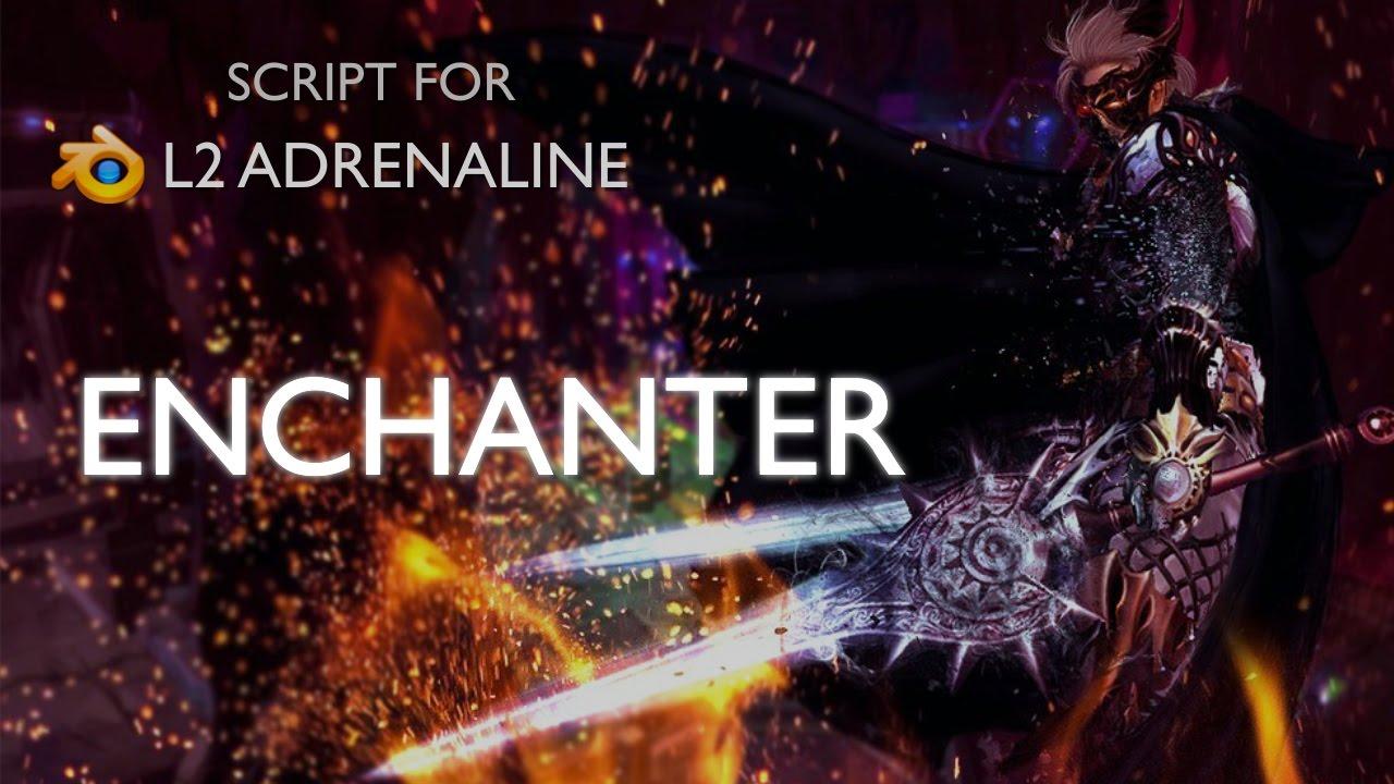 Enchanter - plug-in for L2 Adrenaline