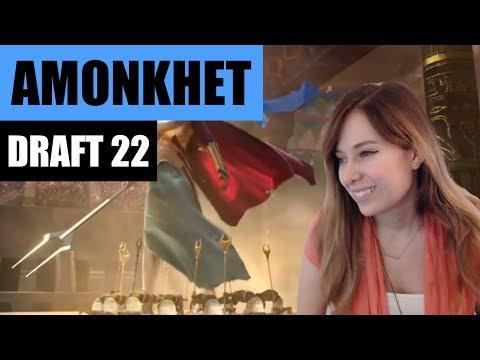Amonkhet Draft #22 / AKH / Magic: The Gathering MTG