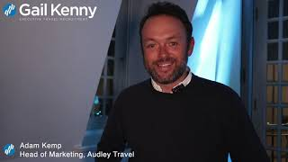 Adam Kemp, Audley Travel