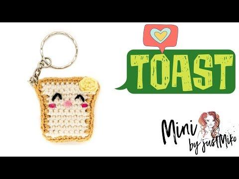 Toast häkeln *Do it Yourself*   Amigurumi