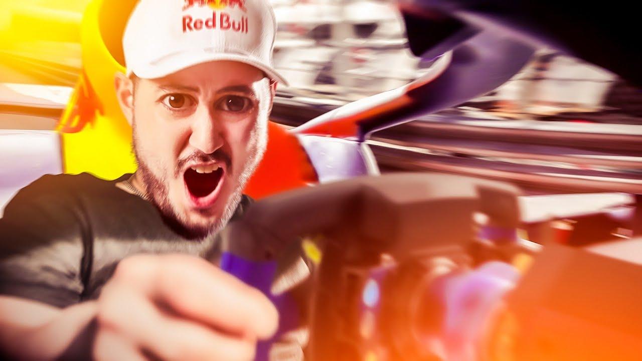 Qui va remporter le GRAND PRIX de TWITCH ?! (F1 2020)
