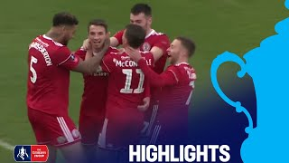 Accrington Stanley 1-0 Colchester United   Round 1   Emirates FA Cup 2018/19