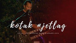 KOTAK - JET LAG (Live Pajak Bantul Award)