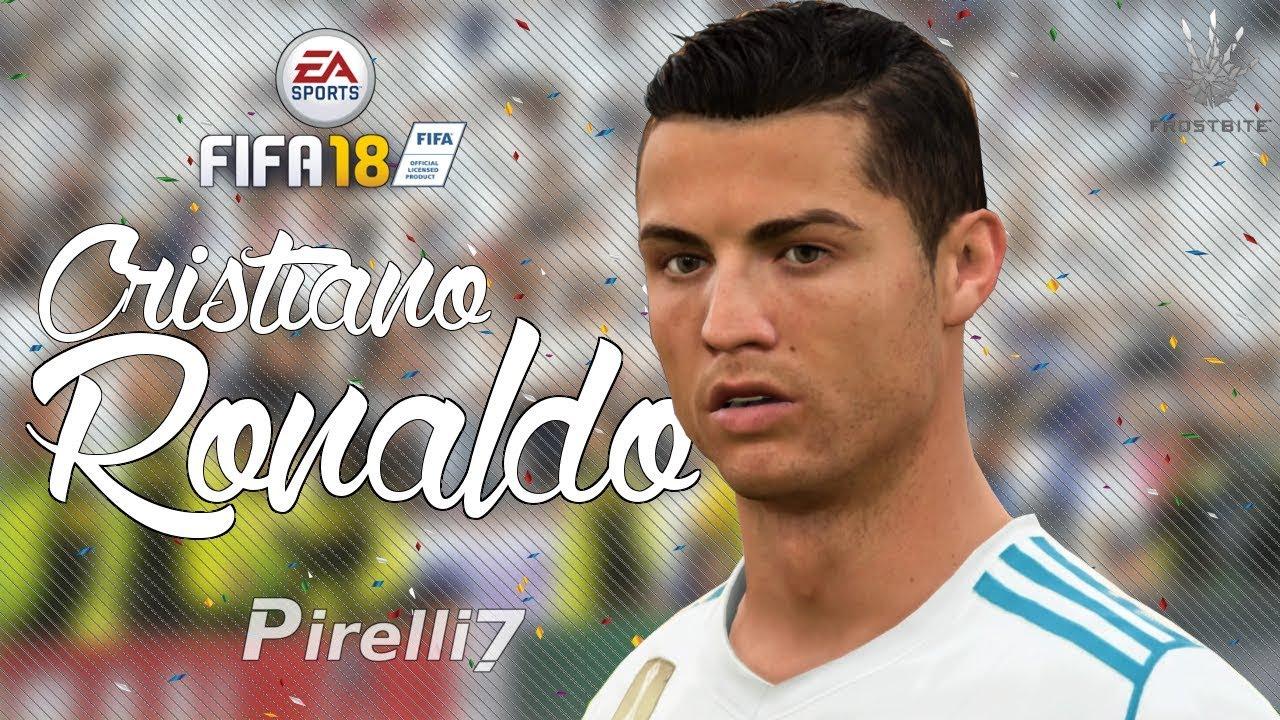 FIFA 18  Cristiano Ronaldo Goals   Skills 2018  4bc0a668e