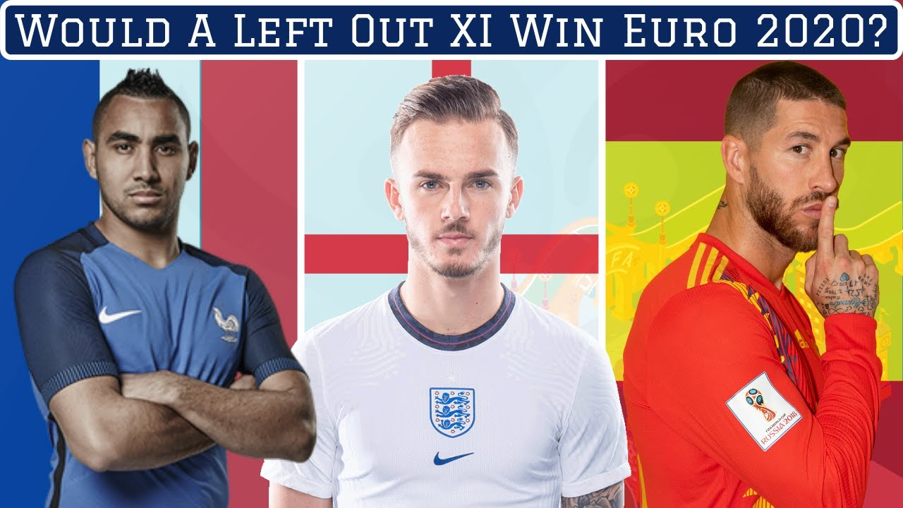 Best XI Left Out Of Euro 2020 Squads