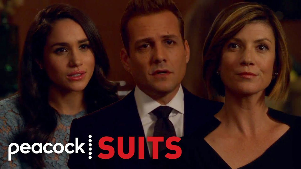 Download Harvey and Rachel Fight for Mike's Dream   Suits