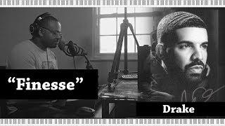 Video Piano Lesson   Drake   Finesse download MP3, 3GP, MP4, WEBM, AVI, FLV Agustus 2018