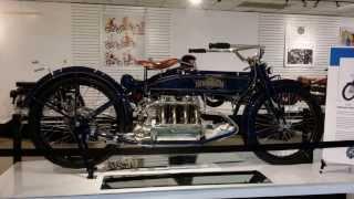 MotorcyclePedia Museum!Newburgh,N.Y.