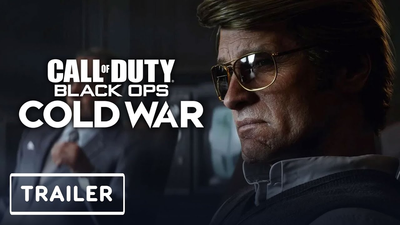 Call Of Duty Black Ops Cold War Nvidia Rtx On Trailer Youtube