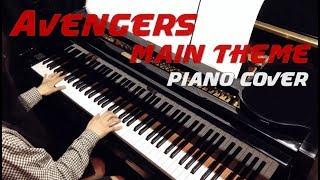 [영화 어벤져스OST]어벤져스 메인테마(The Avengers Main Theme) Piano Cover [피아노 연주:단비아노(Danbiano)]