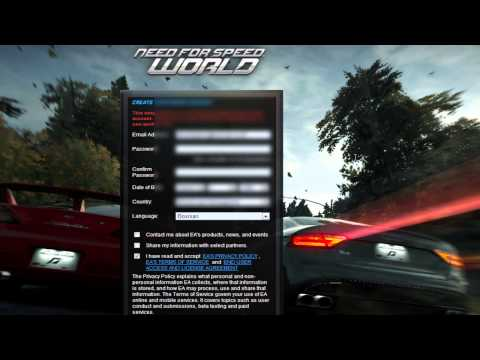 Kako skinuti i instalirati Need For Speed World Online.