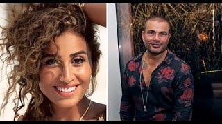 لقاء صادم بين عمرو دياب ودينا الشربيني.. وقلق حول الوضع الصحي لممثلة خليجية مشهورة