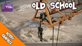 Battlefield 3 old school trolling and fun (ps3)