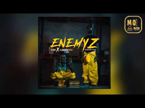 Madd - Ennemis Ft. Elgrandetoto ( Official Music Audio )