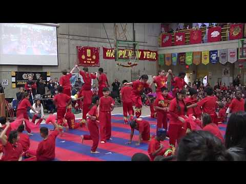 Josiah Quincy Elementary School Chinese Lunar New Year Celebration 2020 - Promo