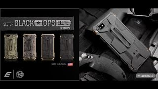 Element Case Black Ops Elite iPhone 5S Case