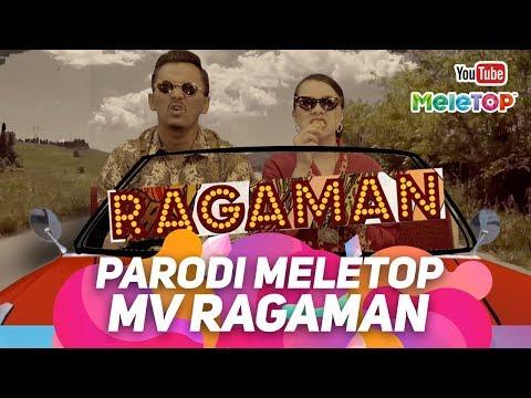 ParodiRagaman official MV | Jihan Muse & Joe Aziz | Faizal Tahir | MeleTOP