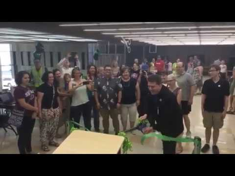 Washoe County Library System Grand Opening Of The Quad Makerspace
