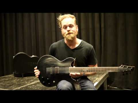 MOZER guitars - Mark Hosking (Karnivool)