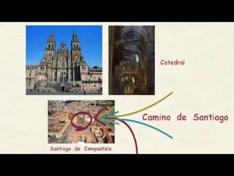 Aprender español: El Camino de Santiago (nivel intermedio)