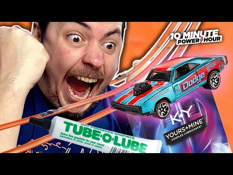 Making the FASTEST Hot Wheels Car Possible