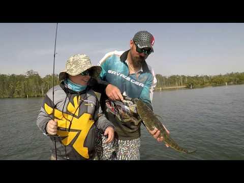 Wallis Lake Forster Tuncurry Nsw Big Flathead And Bream