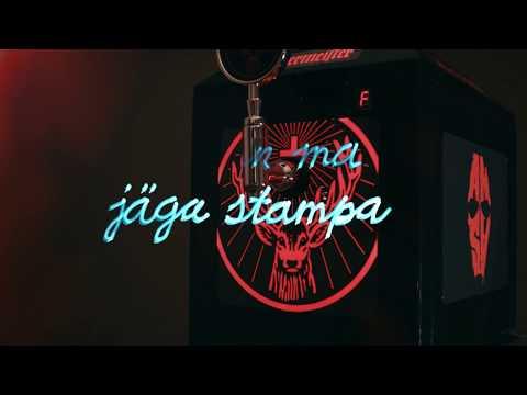 Ansa - Jäga stampaln (Text Video) (die Vamummtn)